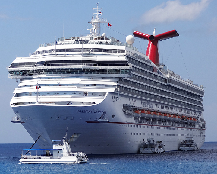 Carnival Glory Route Map Facts Wiki Itinerary Location - Azura cruise ship wiki