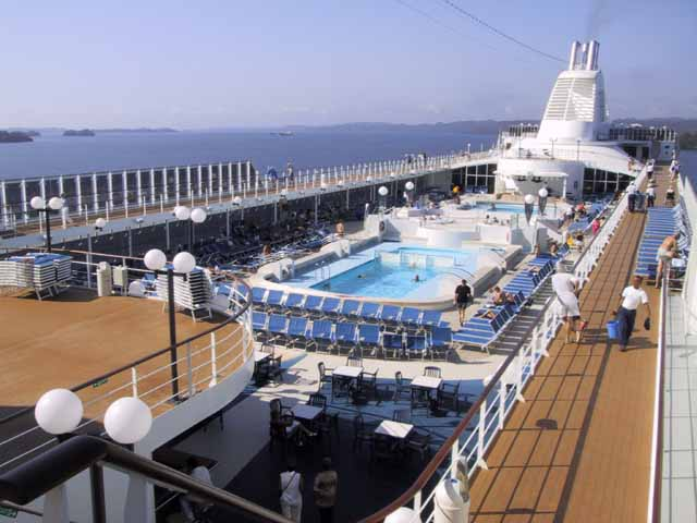 MSC Lirica Route Map Facts Itinerary Wiki Location Age - Azura cruise ship wiki