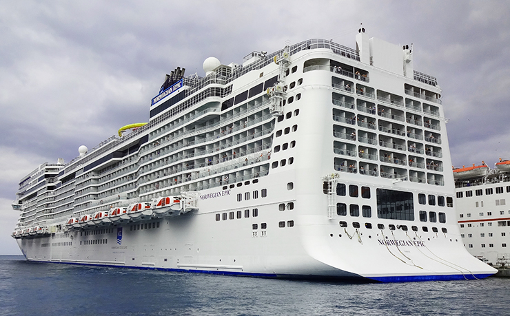 Norwegian Epic Ship Facts Itinerary Wiki Location History - Azura cruise ship wiki