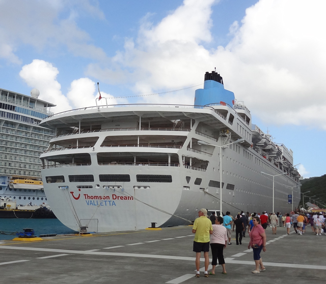 Thomson Dream Route Map Facts Itinerary Wiki Location - Thomson celebrity cruise ship
